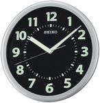 Custom Seiko Luminous Hands Wall Clock