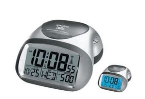 Promotional Product Seiko R Wave Get Up Glow Bedside Curved Alarm Clock