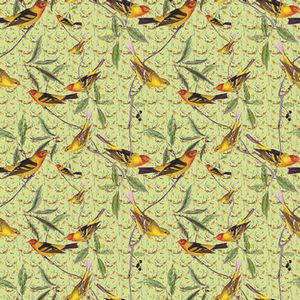 Jennifer Taylor Adhesive Accents-Canary Yellow (1x2)