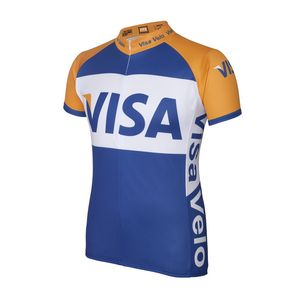Mens Short Sleeve Custom Bicycle Jersey