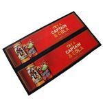 Custom Custom Rubber & Woven Bar Mat