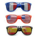 Ball Game Fans Pinhole Sunglasses
