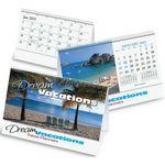 Custom Desk Tent Calendar