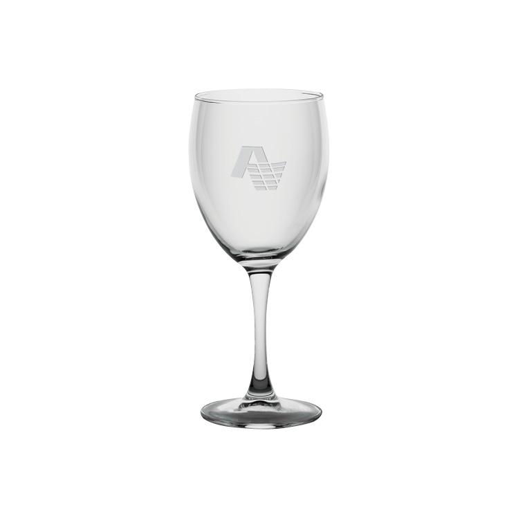 Citation Wine Glass 11 oz. - Deep Etched Imprint