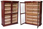 Custom The Bermuda 4000 Count Cigar Cabinet Humidor