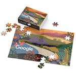 Puzzle: 120 piece jigsaw puzzle