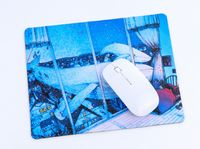 Mouse Pad(Rubber,Cloth)