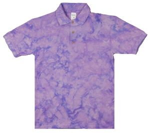 Lavender Tranquility Polo Shirt