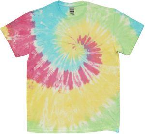 Custom Cabana Spiral Short Sleeve T-Shirt
