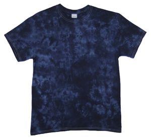 Custom Navy Infusion Short Sleeve T-Shirt