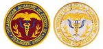 Custom Custom Embroidered Patch w/100% Coverage (3 1/2