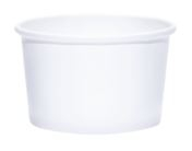 Blank 4oz. Paper Food Container