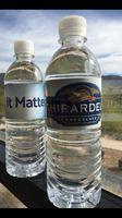 16.9 Oz. Bullet Bottle Custom Label Bottled Water