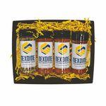 Custom Four Grilling Spice Set