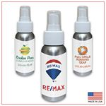 Custom USA 70% | Aluminum Reusable Bottles