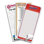 Custom Full Color High Quality Notepads 3 1/2