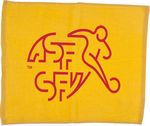 Custom Velour Finish Sport Towel--Gold (1-color imprint)
