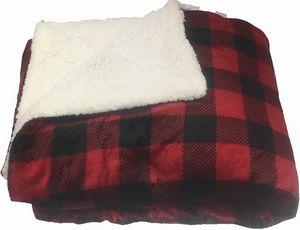 Micro Mink Sherpa Blanket 50