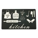 Custom Customized Kitchen Mat