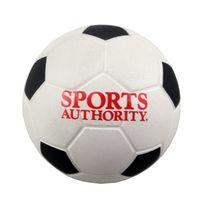 Soccer Ball Promo Stress Ball