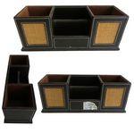 Custom Desk Organizer - 4 Compartment