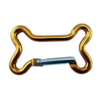 Carabiner - Bone Shaped