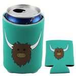 Custom Neoprene Beer Can Kooize