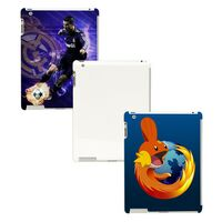 iPad 2/ 3/ 4 3D Full Wrap Polymer Case (Matte Finish)
