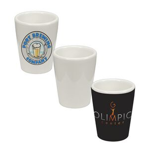 Glass and Plastic Shot Glasses -