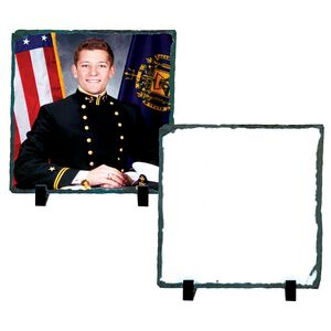 Photo Slate - Medium Square (7.2