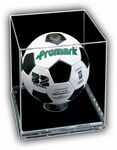 Custom Soccer Ball Case with 1/4