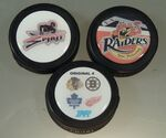 Custom Domed Hockey Puck-Full Color Photo Quality