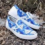 Fully Custom Canvas Sneaker