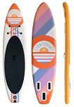 Custom Inflatable Stand-Up Paddle Board