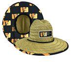 Custom Unisex Lifeguard Straw Hat