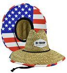 Sol Lifeguard Straw Hat