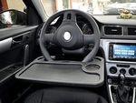 Custom Cutequeen Trading car 1pcs Eating/Laptop Steering Wheel Desk