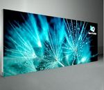 Custom LED Fabric Light Box--Single Sided (20ft X 8ft)