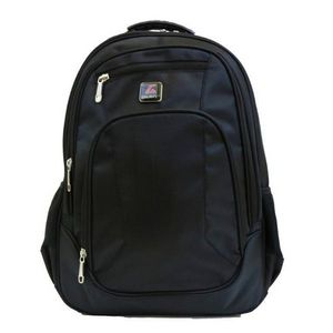 ef92ee37b8 Black Padded Laptop Backpack - 17 - 2283660 - IdeaStage Promotional Products