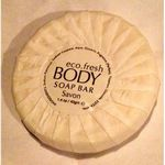 Custom Eco. Fresh Round Bar Soap 1.7 oz