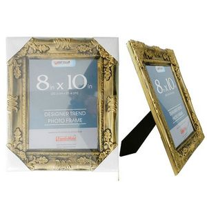 Photo Frame 8x10 Gold 2291595 Brilliant Promotional Products