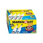 Custom Avery Consumer Products Dry-erase Markers,Chisel Tip,Low-Odor/Nontoxi