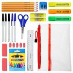Custom 15-Piece Kids School Supply Kit