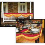 Custom Autumn Fabric Bunting