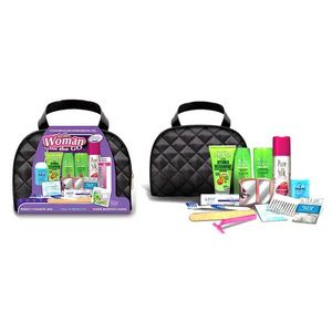 Women s 14pc. Deluxe Travel Hygiene Convenience Kits - 2266902 - IdeaStage Promotional  Products da825a7087