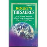 Custom Roget's Thesaurus - Home/School/Office Edition