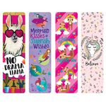 Trendy Bookmark - 10 Count (Case of 100)