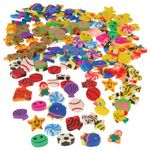 Mini Eraser Assortment (Case of 2)