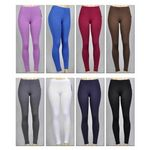 Custom Women's Light Fleece Leggings - Assorted