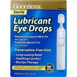 Custom Good Sense Lubricant Eye Drops